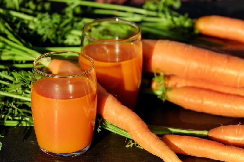 Mit dem Dampfentsafter kannst Du so gut wie jedes Gemüse zu leckerem Saft machen.