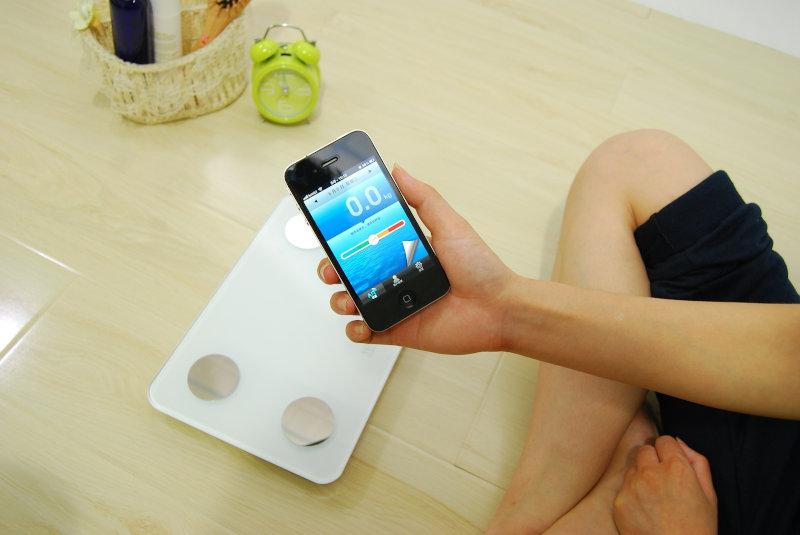 Digitale Küchenwaagen Bluetooth