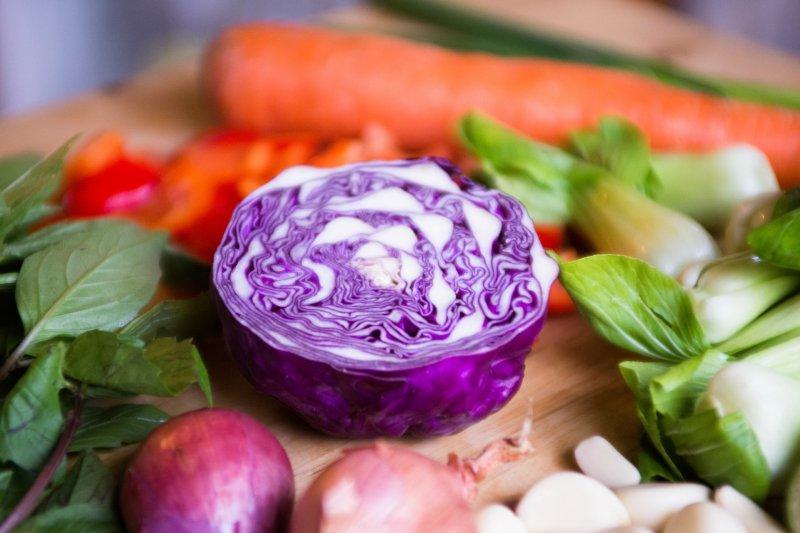 Gemüse für Gemüsereiben