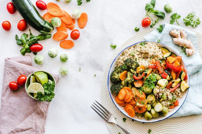 Gemüsereibe für unterschiedliche Gerichte