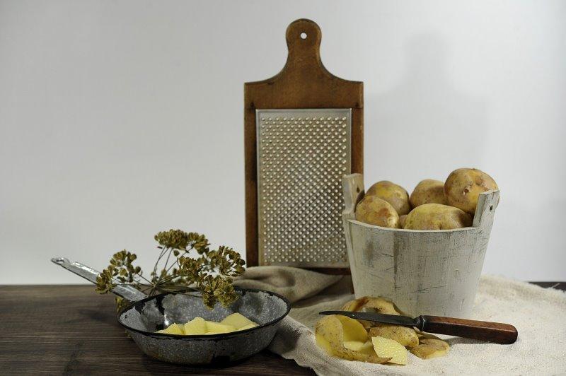 Küchenhobel zum Zerkleinern von Lebensmitteln