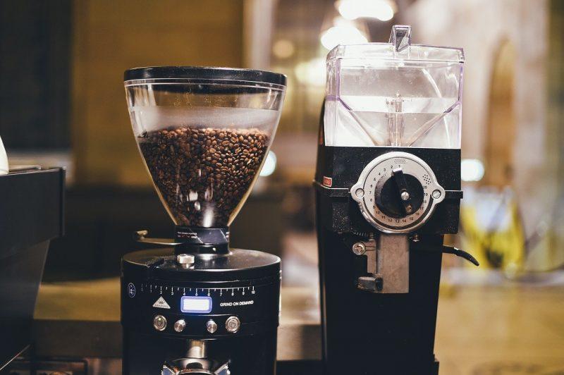 Kaffeemühle mit Kegelmahlwerk