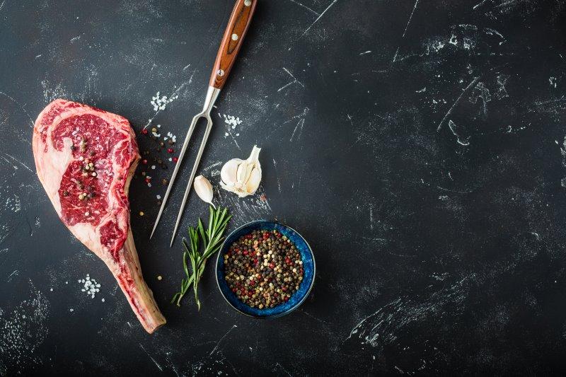 Fleischgabeln sind gute Küchenhelfer